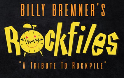 BILLY BREMNER'S ROCKFILES – A TRIBUTE TO ROCKPILE!