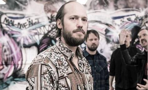 """Johan Airijoki & Malmfältens Rockklubb w/ I""""m Kingfisher plus DJ Faux Rabbit"""